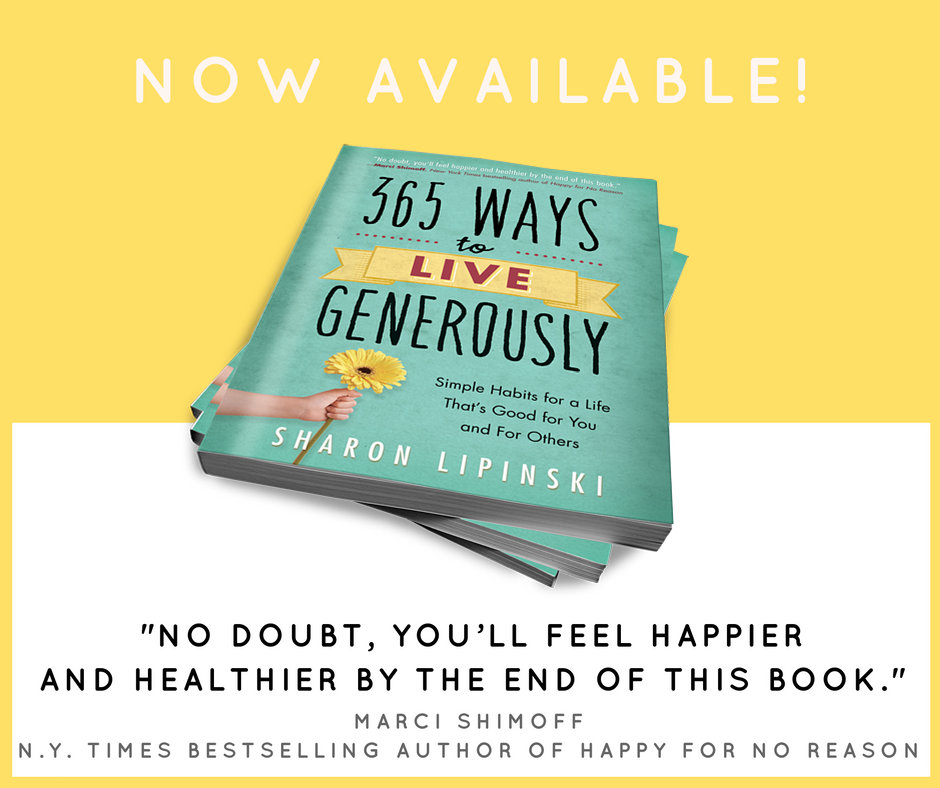 Image: Click Here For A Free Copy of 365 Ways To Live Generously